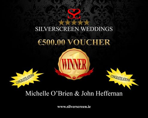 Winners of the 500 voucher announced