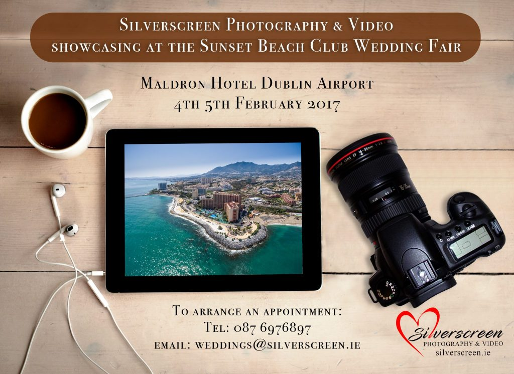 Silverscreen Sunset Beach Club Wedding Fair