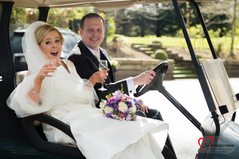 Roganstown Hotel & Country Club Dublin Wedding by Silverscreen Photography & Video