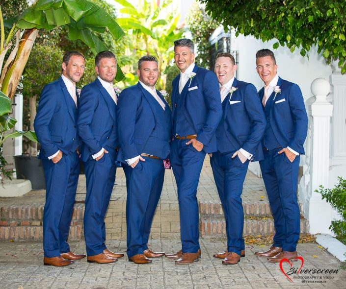 Silverscreen Photography & Video Groomsmen
