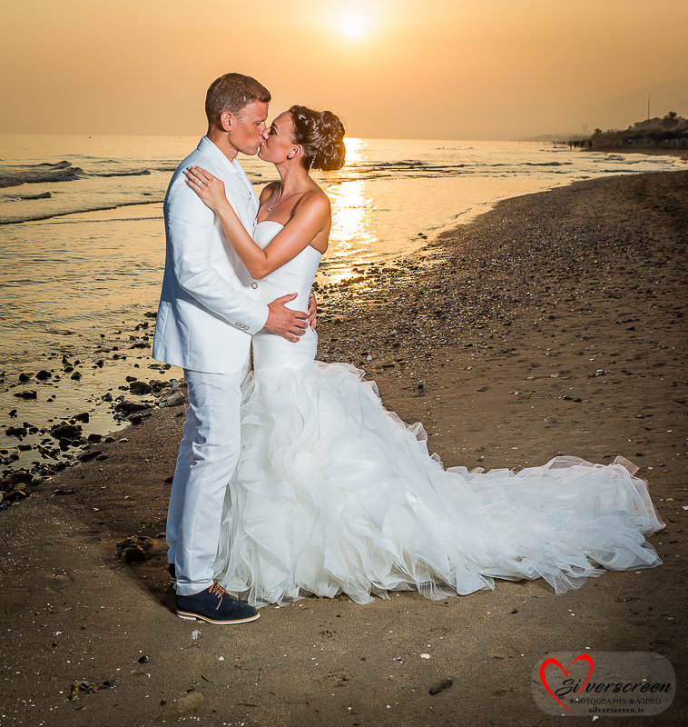 Beach Wedding Photographer & Videographer Spain