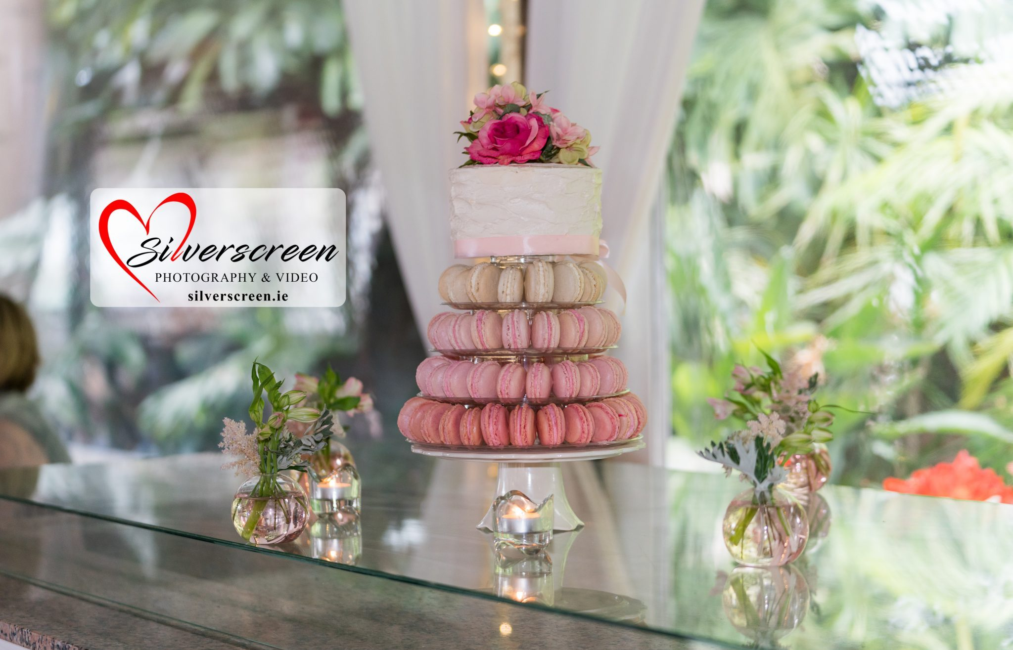 Wedding Cake - Gran Melia Don Pepe Beach Wedding